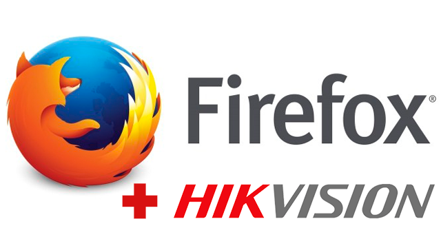 firefox hikvision